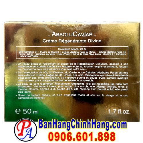 Ingrid Millet Perle De Caviar Divine Regenerating Cream 50ml 2