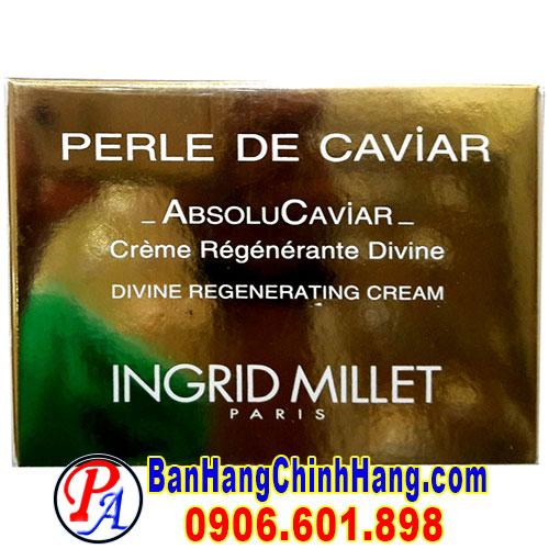 Ingrid Millet Perle De Caviar Divine Regenerating Cream 50ml 3